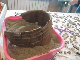 V poiskax drevnego geleza