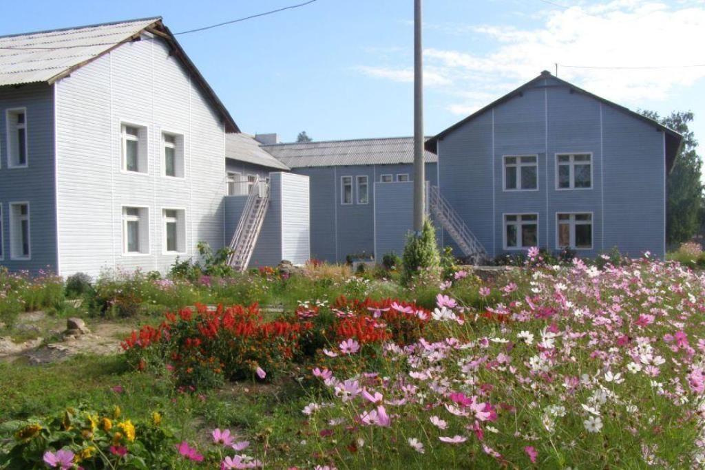 Детский сад «Светлячок» в п. Средний