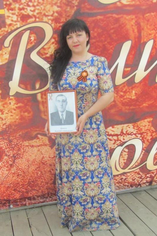 председатель Молодежного парламента Усольского района Надежда Щелканова