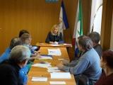 Заседание координационного Совета по развитию малого и среднего предпринимательства