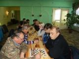Соревнования по шашкам и шахматам среди команд Усольского района