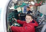 Экскурсия на авиабазу БЕЛАЯ