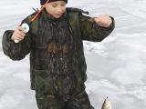 Первенство Усольского района  по подледному лову рыбы