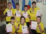 Традиционный турнир по волейболу среди женских команд Усольского района, посвященный международному женскому дню