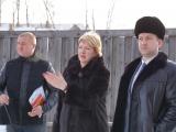 Мэр Усольского района посетил филиал УАПТ в Тайтурке